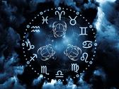 Stock Photo of Astrology Background