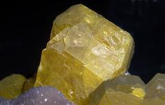 Stock Photo of Sulfur