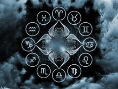 Astrology Arrangement - stock illustration