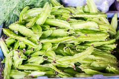 winged bean - stock photo
