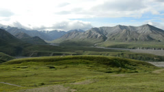 Denali National Park, Alaska - stock footage