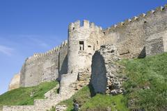 Akkerman fortress in Ukraine Stock Photos