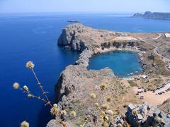 Stock Photo of mediterranean coast