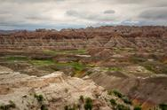 Stock Photo of Badlands National Park