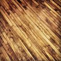 Stock Photo of Old hardwood floor