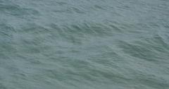 Ocean Waves 08 Venice Beach California 4K Stock Footage