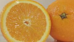 oranges - stock footage