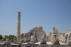 Temple of Apollo Stock Photos