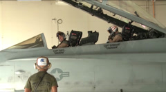 F/A-18 Super Hornet Stock Footage