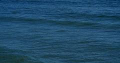4K Ocean Waves 13 Venice Beach California Stock Footage
