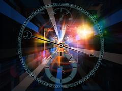 Stock Illustration of Paradigm of the Chronometer