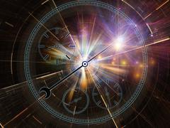 Stock Illustration of Energy of the Chronometer