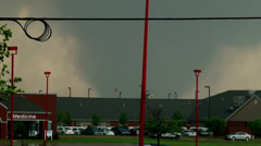 Oklahoma Tornado - May 20th Moore, OK Stock Footage