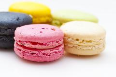 Macarons dessert - stock photo