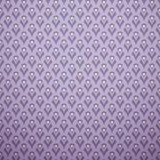 Lilac vector seamless pattern (with square swatch). Endless text - stock illustration