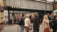 London bridge Stock Footage