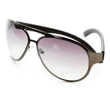 Sun glasses on the white backgrounds Kuvituskuvat