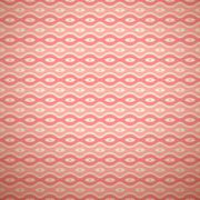 Pretty pastel vector pattern (tiling, with swatch) Stock Illustration