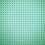 Pretty pastel vector pattern (tiling, with swatch) - stock illustration