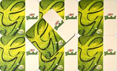 grolsch beer mats with alcohol campaign action. - stock photo