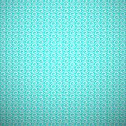 Abstract aqua elegant seamless pattern. Blue and white, aqua sty - stock illustration