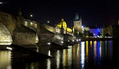 The Charles Bridge Stock Photos