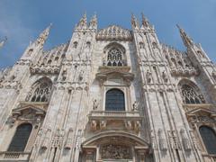 Duomo, Milan - stock photo