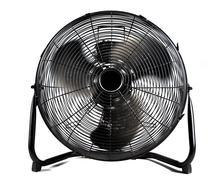 Ventilator on a white background Stock Photos