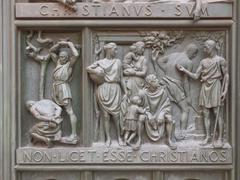 Stock Photo of Duomo, Milan