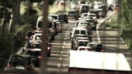 Stock Video Footage of Traffic on german streets