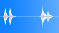 Metallic spoon shield noises - sound effect