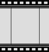 film strip - stock illustration