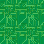 PCB Stock Illustration