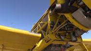 Stock Video Footage of California Farming,  Crop duster , mechanic
