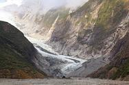 Stock Photo of Franz Josef Glacier
