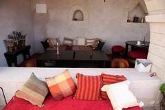 Riad in Morocco - stock photo