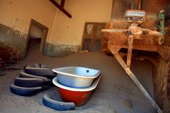 Kolmanskop - stock photo
