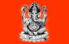 Ganesh Stock Illustration