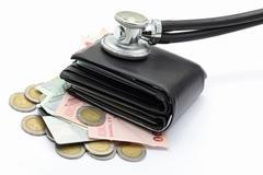 Stock Photo of Financial Insurance