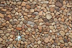 Stock Photo of Stone Wall Background