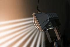 Studio light close up Stock Photos