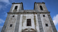 Church of Mercy, Portugal Stock Footage