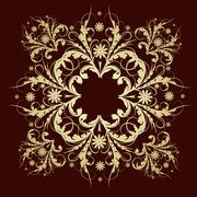 Stock Illustration of beautiful pattern