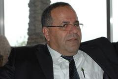Ayoob Kara, Israeli Druse politician - stock photo