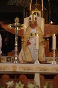 Pope Benedict XVI in Israel Stock Photos