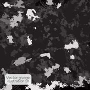 grunge retro vintage texture, vector background - stock illustration
