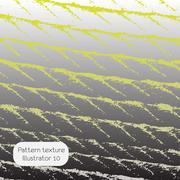 Seamless rope knot pattern Stock Illustration