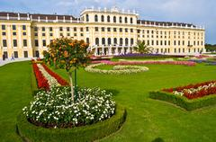 Stock Photo of Schoenbrunn