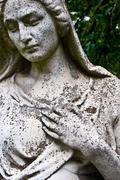 Grief - stock photo
