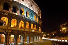 Stock Photo of Coliseum